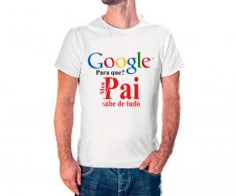 Camiseta dia dos pais mod04 Tecido 100% Poliéster Estampa Colorida A3  Sublimação