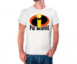 Camiseta dia dos pais mod31 Tecido 100% Poliéster Estampa Colorida A3  Sublimação
