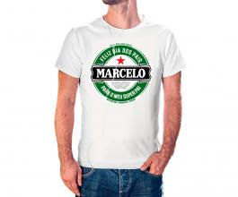 Camiseta dia dos pais mod33 Tecido 100% Poliéster Estampa Colorida A3  Sublimação