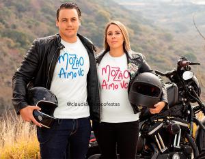 kit camiseta dia dos namorados - mozão amo vc