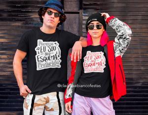 kit camiseta dia dos namorados - todo o meu amor é teu Tecido 100% Poliéster Estampa Colorida A3  Sublimação